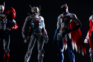 SEN-TI-NEL to Launch Line of Infini-T Force Figures
