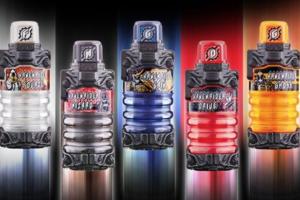 Premium Bandai Reveals Kamen Rider Build DX Legend Rider Full Bottle Set