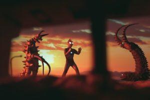 Premium Bandai Announces Ultimate Luminous Gudon vs Twintail Set