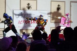 Live Fujiyama Ichiban Stage Performance Held in Torrance, California