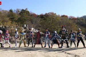 Next Time on Uchu Sentai Kyuranger: Episode 48
