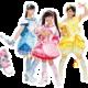Takara Tomy Produces New Magical Girl Show, Mahou x Senshi Majimajo Pures!