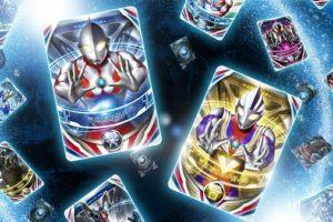 Ultraman Orb Ultra Fusion Cards Set Announced