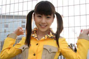 GoGo Sentai Boukenger's Chise Nakamura Announces Her First Pregnancy