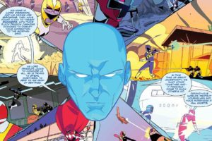 Comics Corner: Mighty Morphin Power Rangers #27