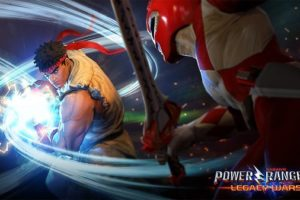 Power Rangers Legacy Wars Releases Live Action Video for Street Fighter Crossover