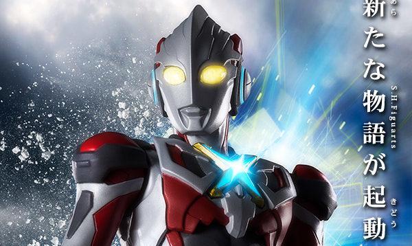 S.H. Figuarts Ultraman X Teased