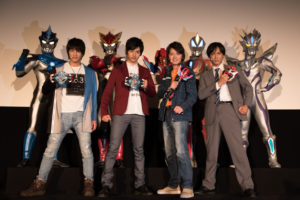 """Ultraman Geed Passes the Torch in """"Grand Finale"""""""