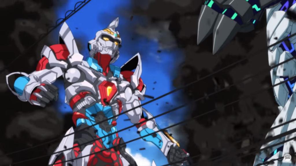 Estrenos Anime ssss:Gridman