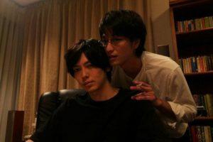 Kamen Rider Blade's Terunosuke Takezai Cast in Pornographer Live Action Series