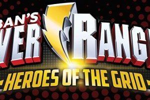 Kickstarter for Power Rangers Tabletop Game Goes Live