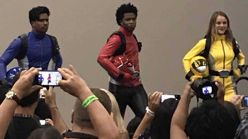 Power Rangers Beast Morphers Cast Revealed at Morphicon - The Tokusatsu Network