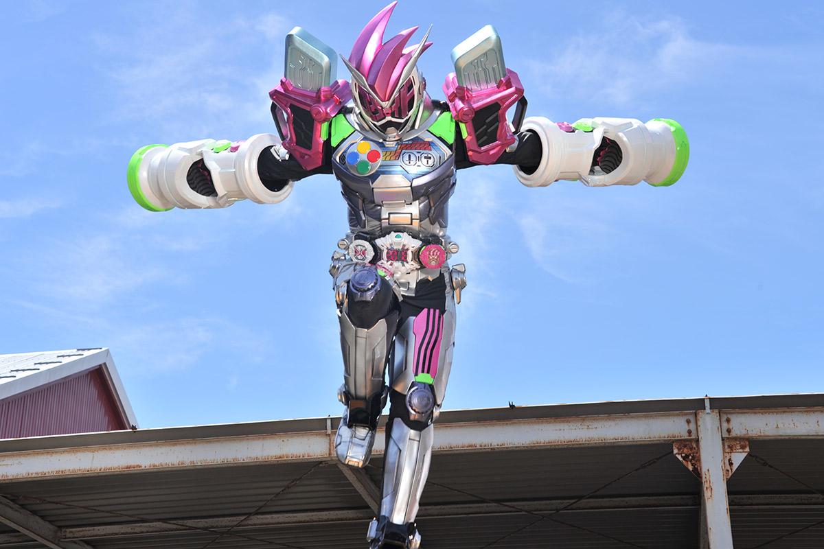 Next Time on Kamen Rider Zi-O: Episode 4 - The Tokusatsu Network