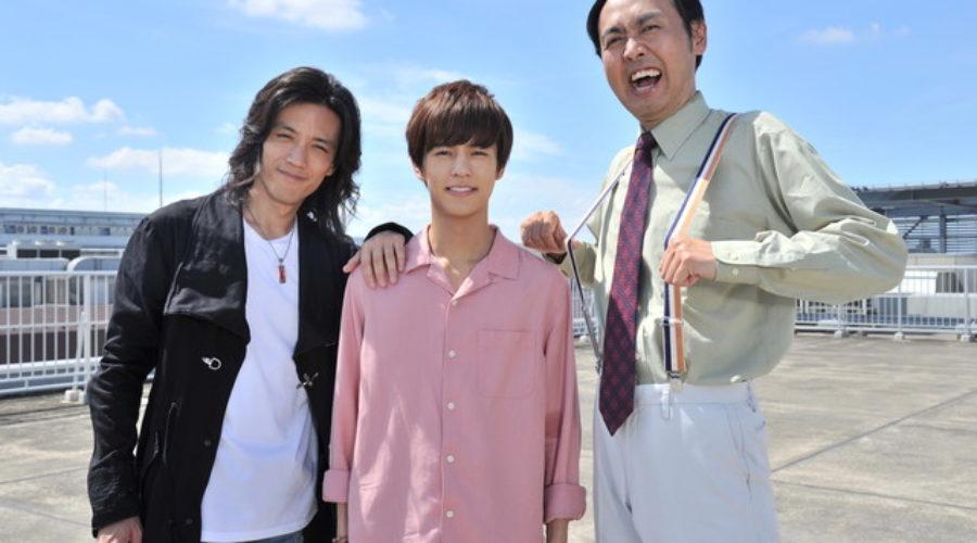 Kamen Rider Fourze's Takushi Tanaka to Appear in Zi-O