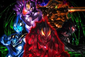 "Tsuburaya Announces ""Darkness Heels"" Project"