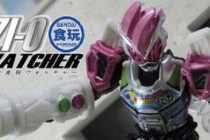 Kamen Rider Zi-O's SG Zi-O Watcher: Vol.6