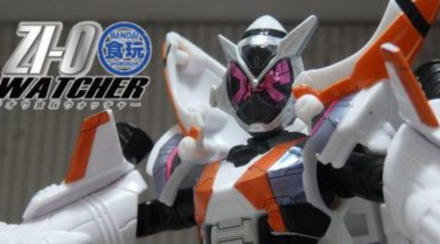Kamen Rider Zi-O's SG Zi-O Watcher: Vol.8