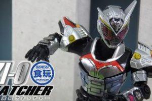 Kamen Rider Zi-O's SG Zi-O Watcher: Vol.9