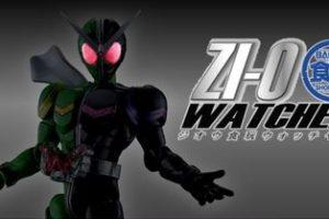 Kamen Rider Zi-O's SG Zi-O Watcher: Vol.10