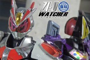 Kamen Rider Zi-O's SG Zi-O Watcher: Vol.11