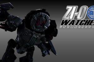 Kamen Rider Zi-O's SG Zi-O Watcher: Vol.12