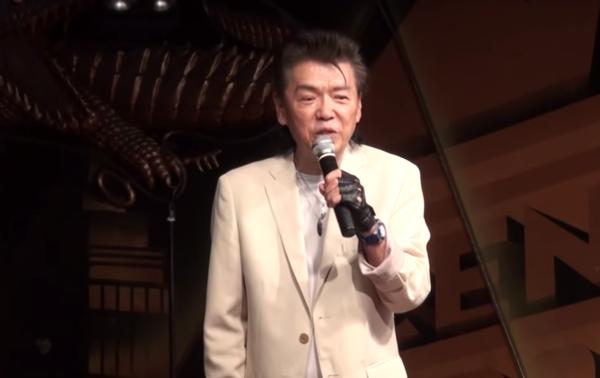 Denziman Singer Ken Narita Passes Away at 73