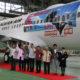 Japan Airlines Debuts Ultraman Airplane