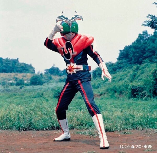Kamen Rider Stronger To Be Released On Blu-ray In Japan - The Tokusatsu  Network